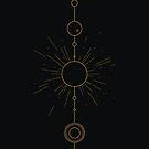 Sol System - Bronze by Alessandro Bricoli