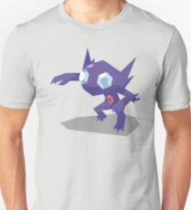 Cutout Sableye Unisex T-Shirt