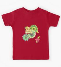 Pointy Bird Kids Clothes