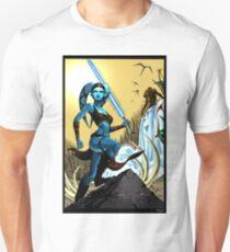 Star Wars Jedi Master Aayla Secura Unisex T-Shirt