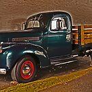 Old Chevrolet by Mark Walker