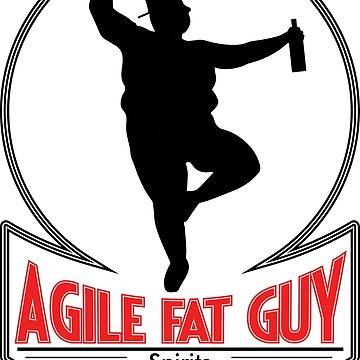 Agile Fat Guy by AgileFatGuy
