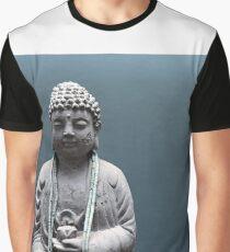 Buddha statue Graphic T-Shirt