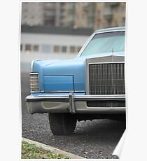 Lincoln car   Poster