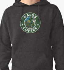 Kalos Coffe Green Pullover Hoodie