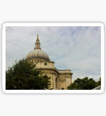 Saint Paul's Cathedral Sticker