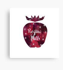 Regina Mills Canvas Print