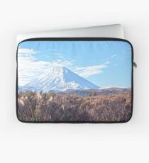 Mount Ngauruhoe Laptop Sleeve