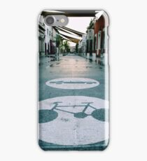 Mobility urban alley iPhone Case/Skin