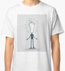 Pedestrian head illustration Classic T-Shirt