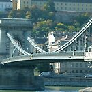 Across the Danube, Budapest by SUBI