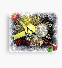 Ready for Christmas... Canvas Print