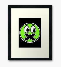 Green Freaks And Geeks Framed Print