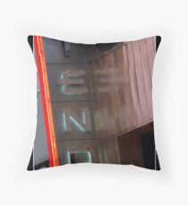 Tend Throw Pillow