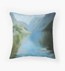 By Bev Womersley Throw Pillow