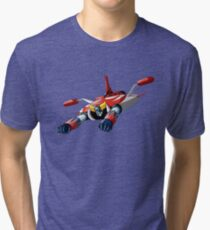Actarus UFO Robot Tri-blend T-Shirt