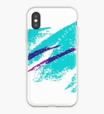DIXIE SOLO CUP [TRANSPARENT] JAZZ 90s PATTERN (INSPIRED BY DIXIE CUPS) iPhone Case