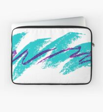 DIXIE SOLO CUP [TRANSPARENT] JAZZ 90s PATTERN (INSPIRED BY DIXIE CUPS) Laptop Sleeve