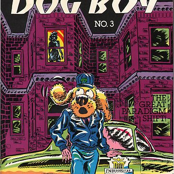 Classic Dog Boy Cover by blandook