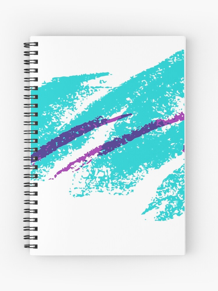 DIXIE SOLO CUP [TRANSPARENT] JAZZ 90s PATTERN (INSPIRED BY DIXIE CUPS) |  Spiral Notebook