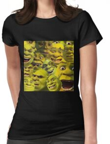 Shrek Collection Womens Fitted T-Shirt