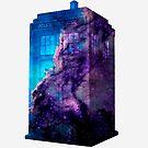 TARDIS by hazemachine