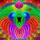 Rainbow Serenade by Chazagirl