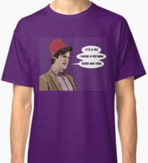 Cool Fez Classic T-Shirt