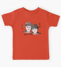 Soft Cell Original Artwork Kids Tee