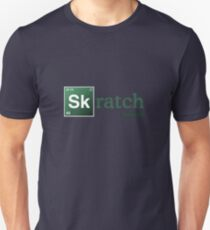 Skratch #turntablist - Breaking Bad Style T-Shirt