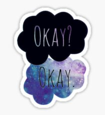 The Fault In Our Stars Galaxy Sticker