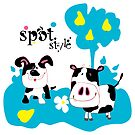 SpotStyle 2 by Tatiana Ivchenkova