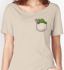 Pocket Ninja Women's Relaxed Fit T-Shirt