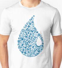 Island Mosaic Unisex T-Shirt
