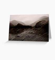 Lake District Variations .. 7 Greeting Card