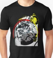 Turntable Ashtray Unisex T-Shirt