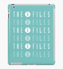 The X-Files iPad Case/Skin