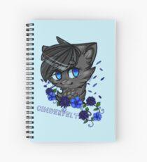 Cinderplet Warrior Cats Spiral Notebook