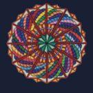 Essence of Being Mandala #2 by TheMandalaLady