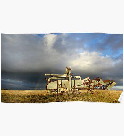 Prairie Past Poster