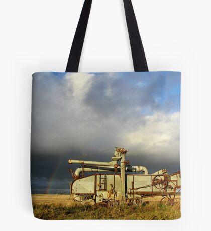 Prairie Past Tote Bag
