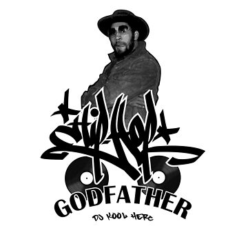 The Godfather of Hip-Hop by raneman