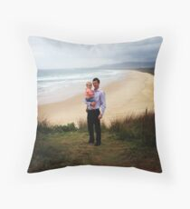 Scrubbed up Throw Pillow