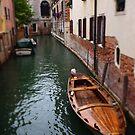 venetian sidestreet by kchamula