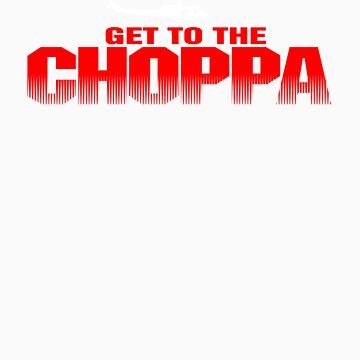GET TO THE CHOPPA - Predator Parody  by JohnFlickster