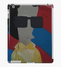 Roger Smith the Great Space Roaster iPad Case/Skin