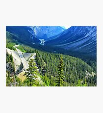 Icefields Parkway Photographic Print