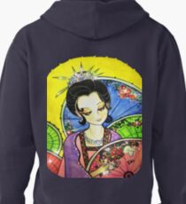 The Handicrafts Lady Pullover Hoodie