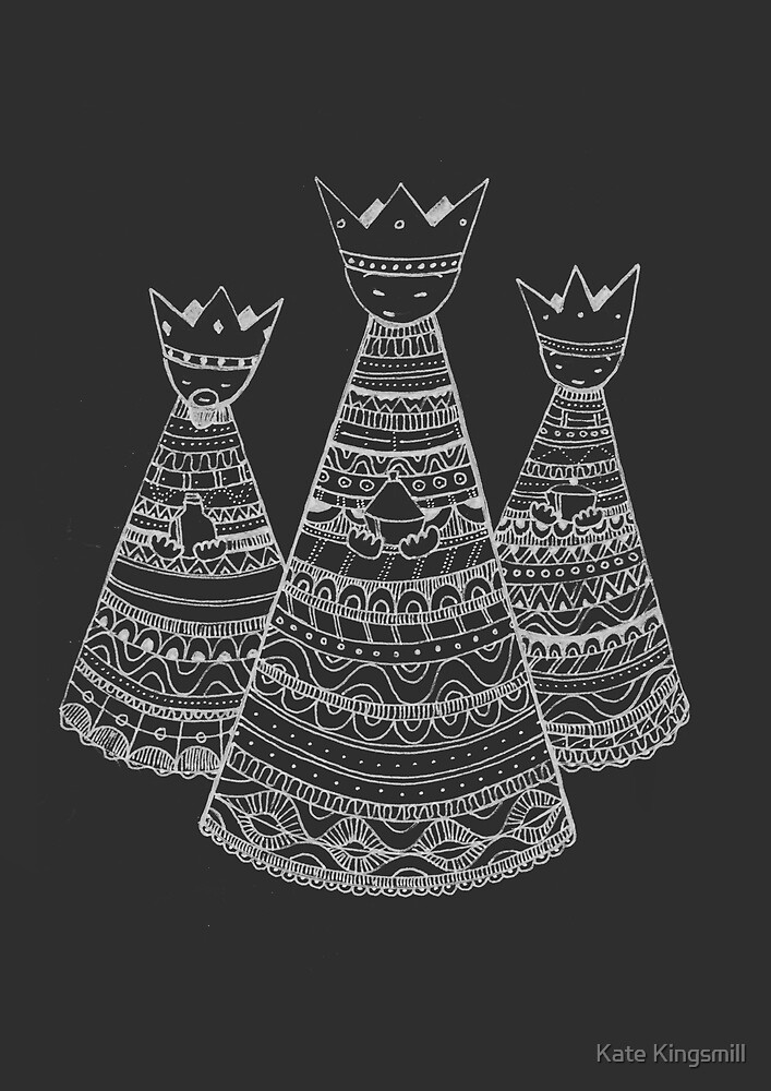 We Three Kings by Kate Kingsmill