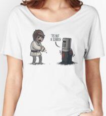'Tis But a Scratch Women's Relaxed Fit T-Shirt